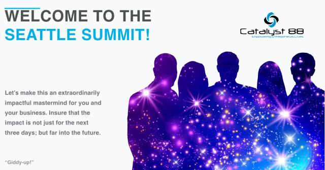 Seattle Summit MasterMind
